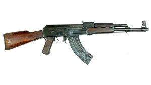 north korean ak rifles, north korea, north korea ak type 58, north korea ak type 58 right profile