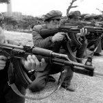 north korea ak, north korea, north korea ak type 58, north korea ak type 58 soldiers