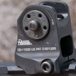 primary weapons systems, pws mk107, pws mk107 mod 2, pws mk107 mod 2 rifle rear sight