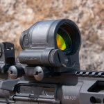primary weapons systems, pws mk107, pws mk107 mod 2, pws mk107 mod 2 rifle trijicon reflex sight