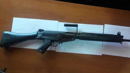 paraguay police, paraguay police rifles, paraguay police fn, paraguay police fn fal