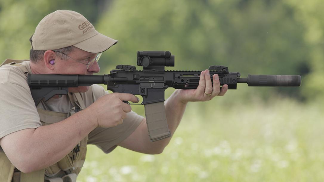 Gun Review: Remington Defense R5 RGP 5.56mm Rifle  Gun Review: Rem...