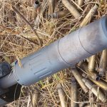 Remington R5 RGP rifle suppressor