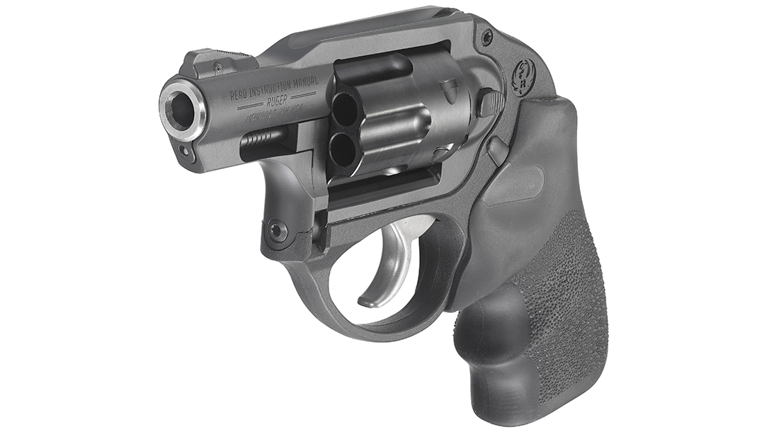 ruger, ruger lcr, ruger lcr 327, ruger lcr 327 federal magnum, ruger lcr revolver left angle
