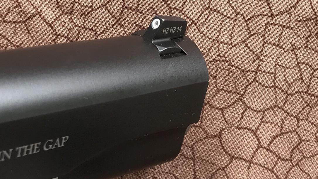 ruger, ruger 1911, ruger sr1911, ruger sr1911 pistol front sight