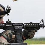 sig mcx SURG m4a1 carbine