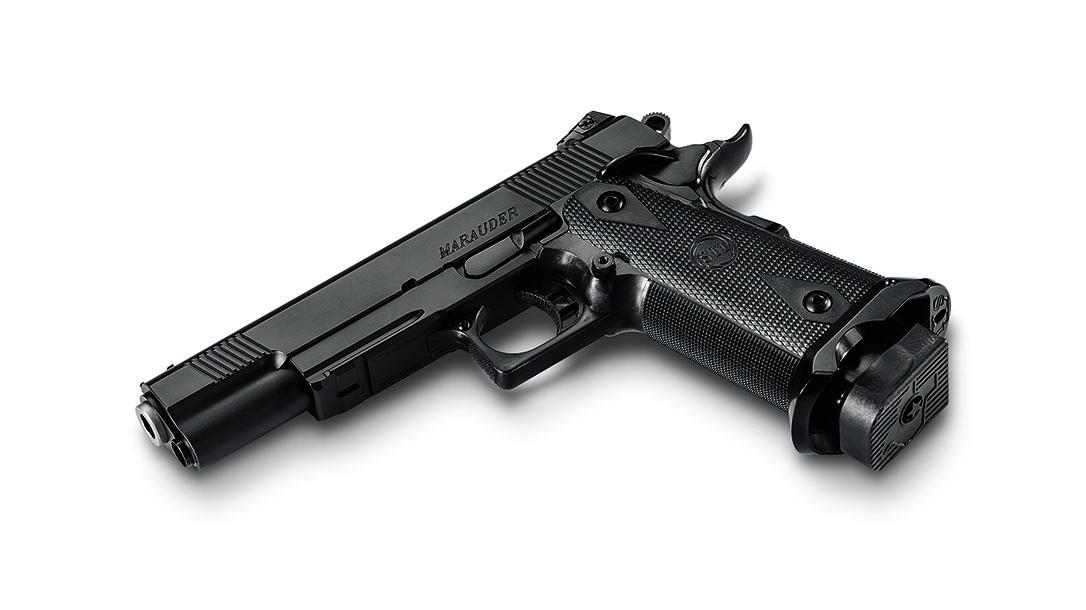 Ready to Race: Running the STI Marauder 9mm 3-Gun Pistol