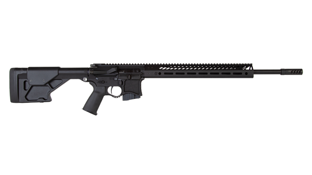 Seekins VKR20 224 valkyrie rifle right profile