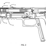 SIG Integral Eccentric Firearm Silencer drawing