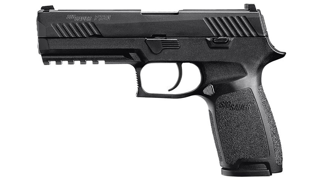 Lloyd Harbor Police Choose SIG Sauer P320