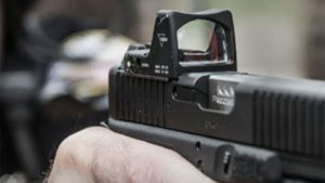 trijicon, trijicon rmr type 2, trijicon sight, trijicon handgun reflex sight, handgun reflex sight, ussocom handgun reflex sight, ussocom handgun