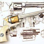 umarex, umarex colt, umarex colt peacemaker, colt peacemaker, umarex colt peacemaker revolver disassembled