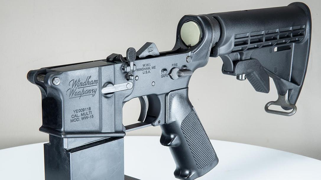 windham weaponry, windham weaponry lower receiver, windham weaponry assembled lower receiver