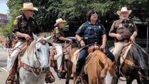 Lupe Valdez, Texas Governor, former Dallas County Sheriff