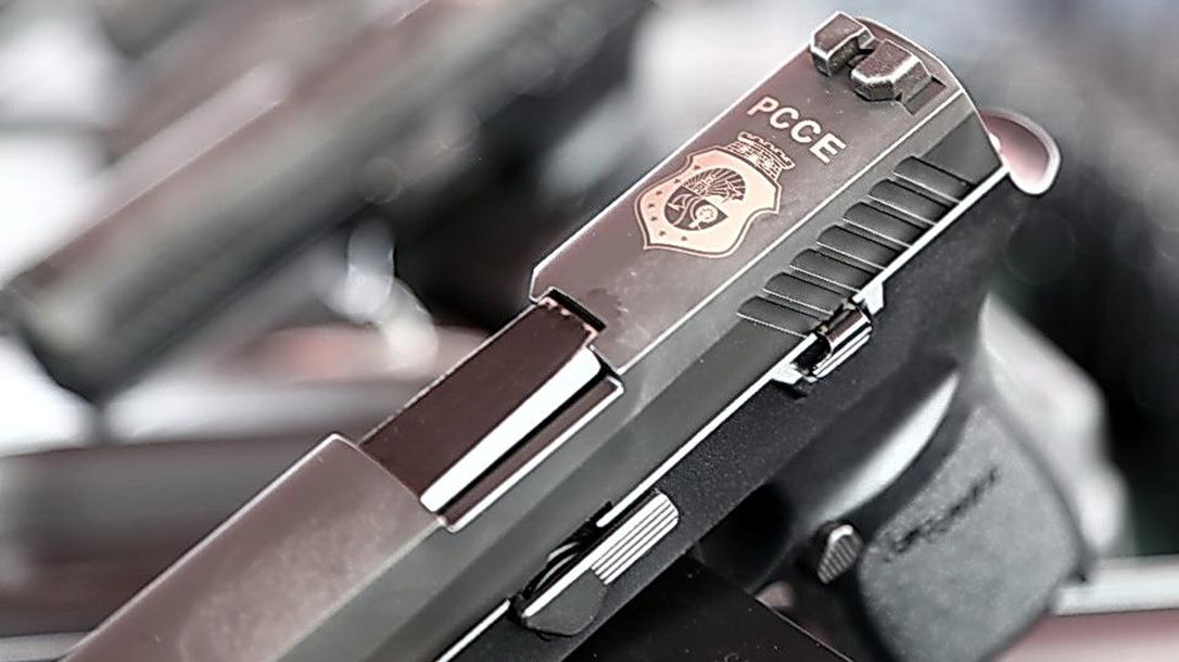 sig sauer, sig sauer p320, sig sauer p320 pistol, sig sauer p320 pistol brazil police