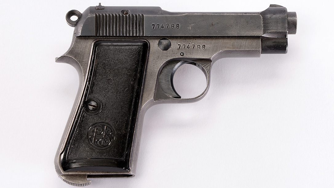 beretta, beretta 1934, beretta model 1934, beretta 1934 pistol, beretta model 1934 pistol, beretta model 1934 pistol right profile