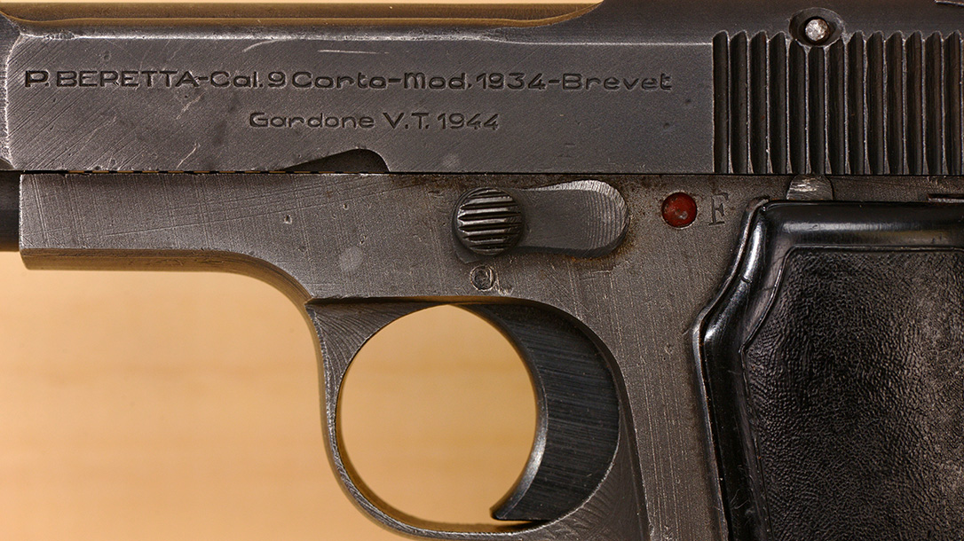 beretta, beretta 1934, beretta model 1934, beretta 1934 pistol, beretta model 1934 pistol, beretta model 1934 pistol safety catch