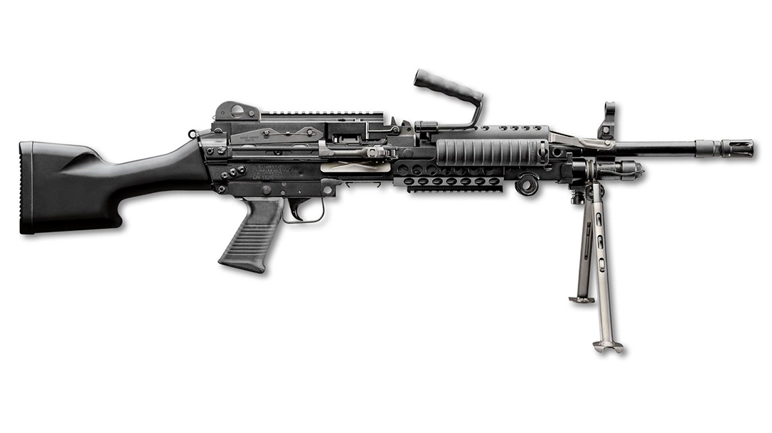 FN, FN MK 48, FN MK 48 LIGHT MACHINE GUN