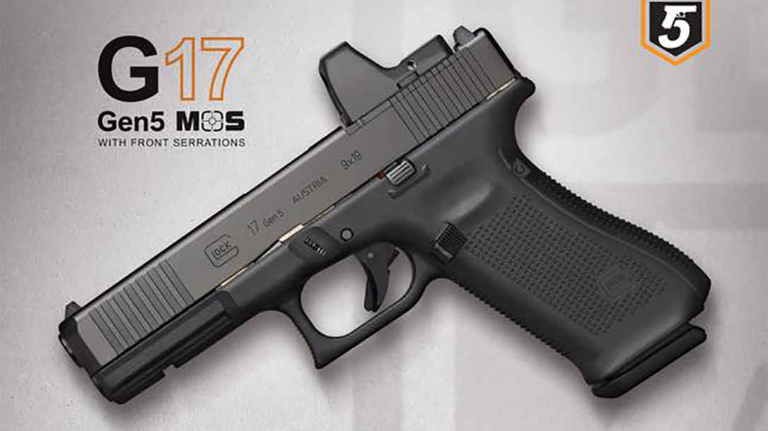 Glock Expands Gen5 Mos Lineup With New G17 G19 Models