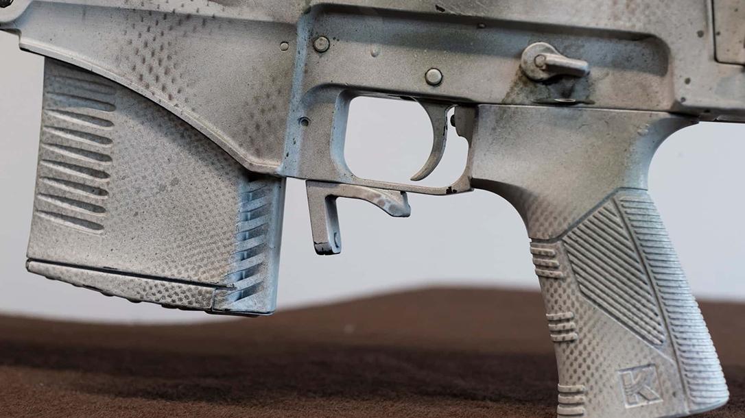 WATCH: Vladimir Putin Fires the Kalashnikov SVCh-308 Rifle