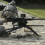 m2a1, m2a1 machine gun, m2a1 machine guns, brazil army m2a1, m2a1 machine gun firing