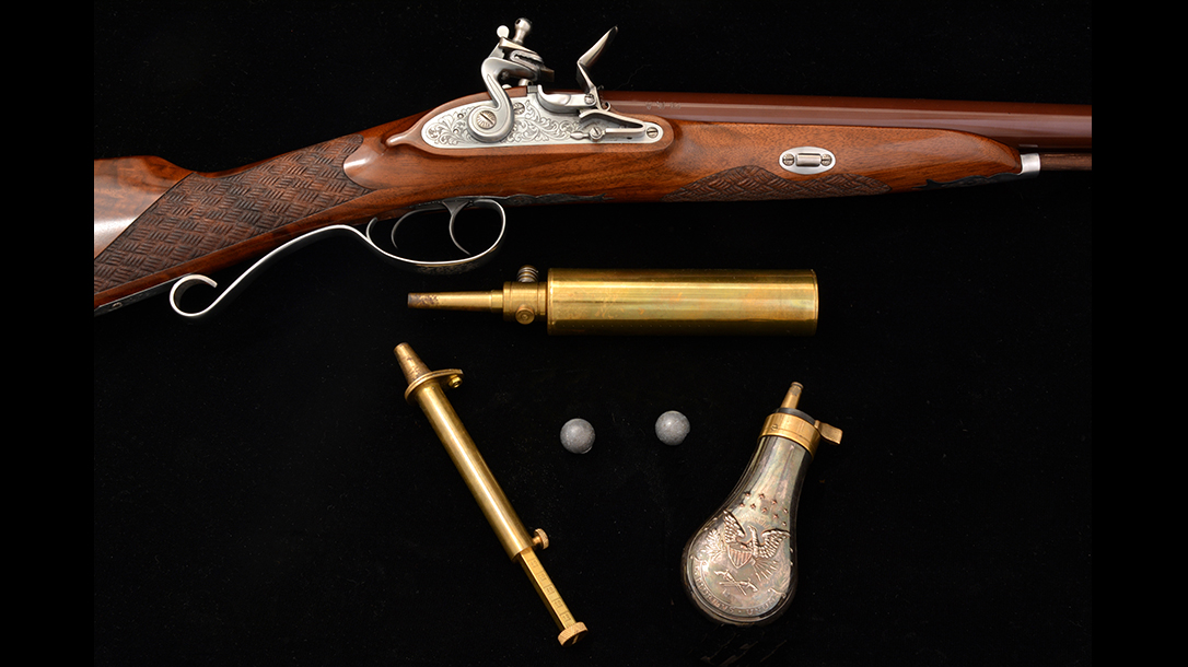 Gun Review: Pedersoli Classic Side-by-Side Deluxe Flintlock