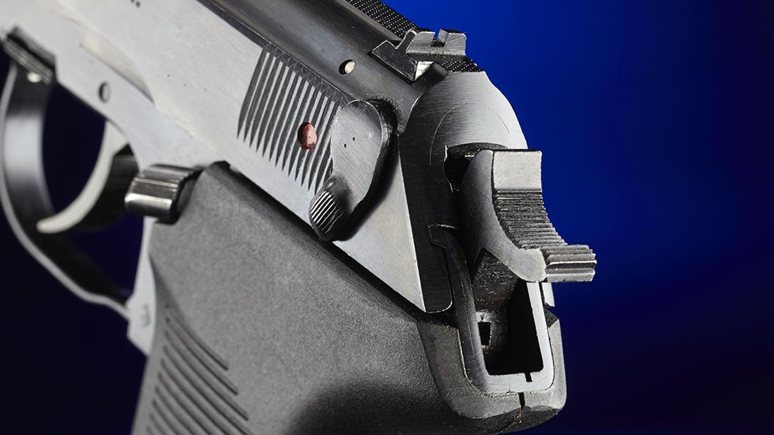 p-83, p-83 wanad, p-83 wanad pistol safety