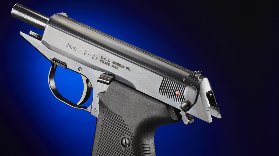 p-83, p-83 wanad, p-83 wanad pistol slide release