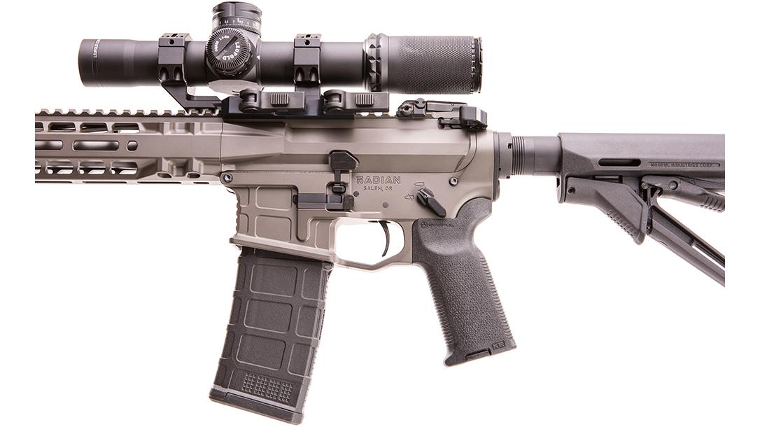 radian firearms, radian model 1, radian model 1 rifle, radian model 1 rifle controls