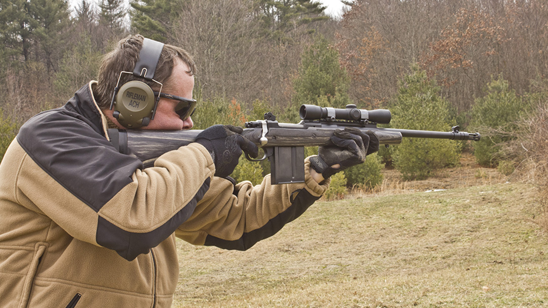 Jeff Cooper Would Definitely Approve of the Ruger Scout Rifle