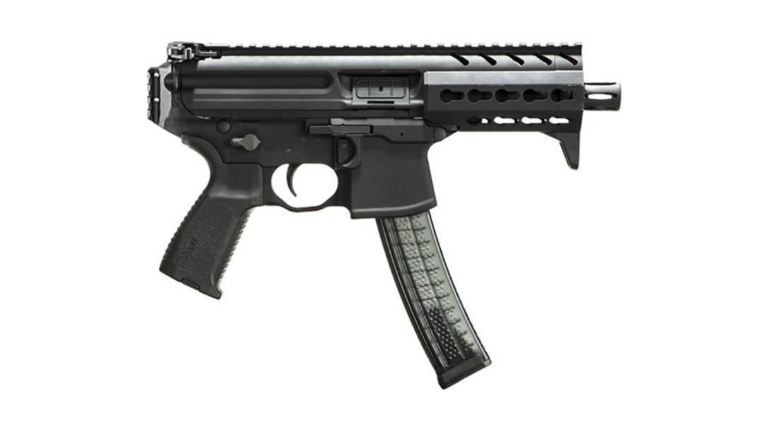 sub compact weapon, sub compact weapons, army sub compact weapon, SIG MPX K