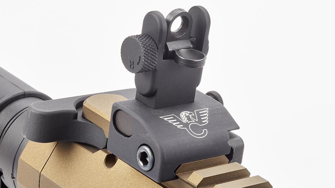 wilson combat, Wilson Combat AR9G, Wilson Combat AR9G carbine, Wilson Combat AR9G rifle, Wilson Combat AR9G carbine sight