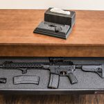 How to Hide Your Home Defense Guns In Plain Sight for Fast