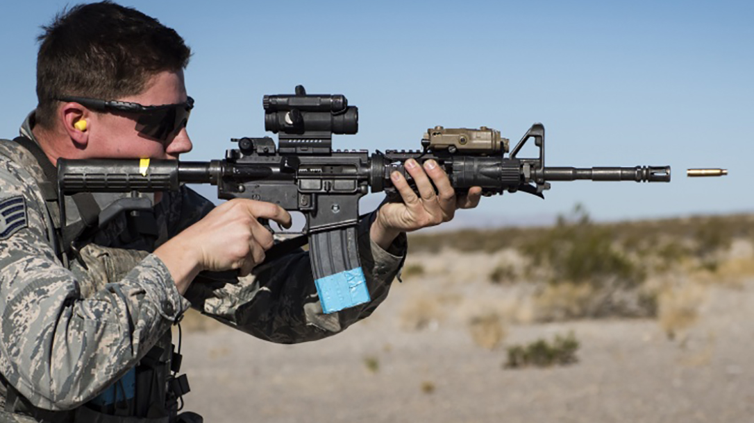 colt wins 57m foreign military sales contract for m4 carbines