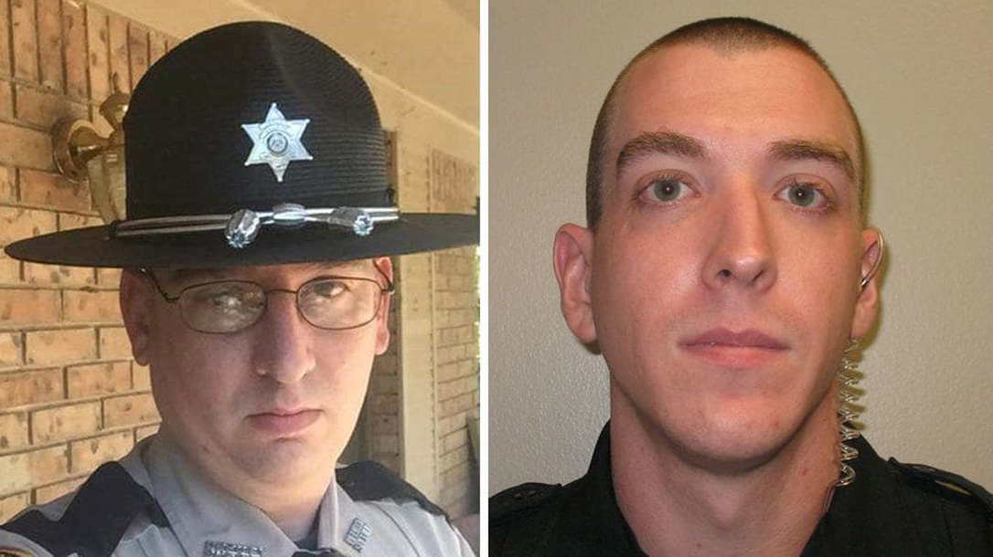 Mississippi Officers Killed
