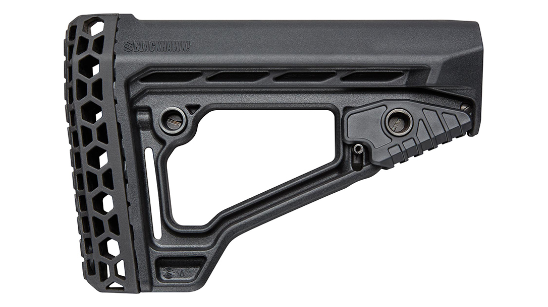 Aftermarket AR Stocks, Aftermarket AR Braces, BlackHawk Knoxx Axiom A-Frame Carbine Stock