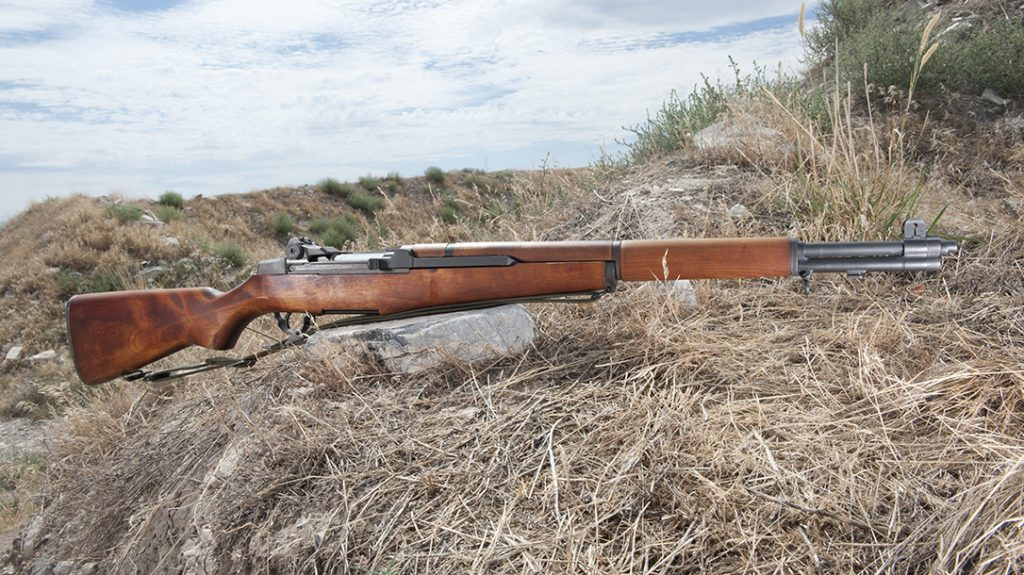 M1 Garand Rifle, Greatest Rifle, profile