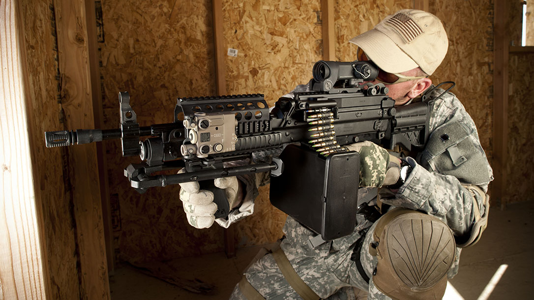 6.8mm, US Army, M249 SAW, Next Generation Squad Weapons