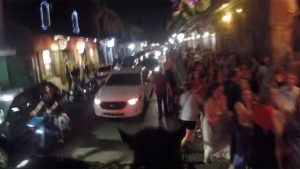 New Orleans Mounted Police, Horse Pursuit