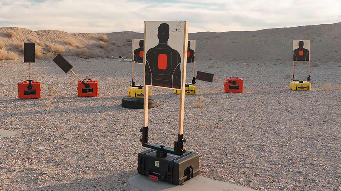 Police Gear, Fulcrum Target System