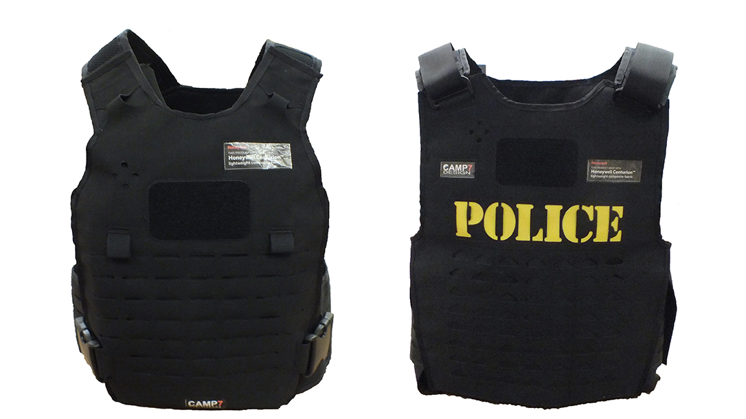 Police Gear, Honeywell Spectra Shield