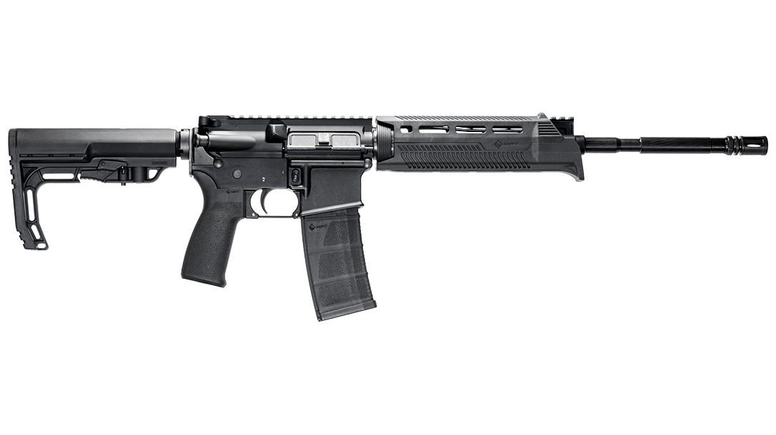 Police Gear, Mission First Tactical Tekko Polymer AR-15 Carbine 7-inch Drop-In M-LOK Rail System