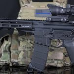 RISE Armament 300 LE Rifle review, Rendezvous, controls