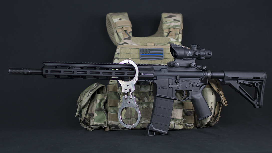 RISE Armament 300LE Rifle review, Rendezvous, police