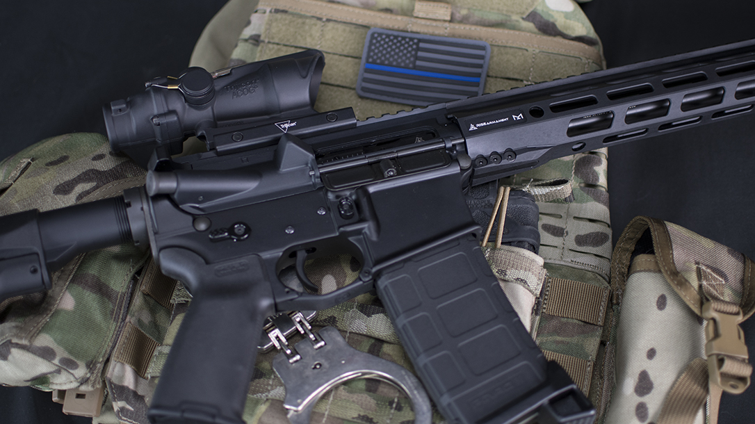 RISE Armament 300LE Rifle review, Rendezvous, side