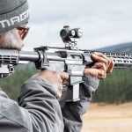 Anderson Manufacturing AM-9 Pistol-Caliber Carbine, Athlon Outdoors Rendezvous, aim