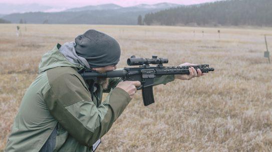 DoubleStar ZERO Carbine, rifle, range