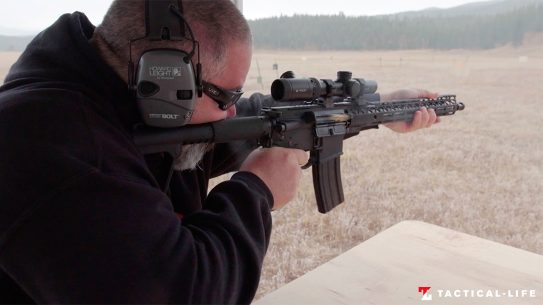 DoubleStar ZERO Carbine range test, Athlon Outdoors Rendezvous