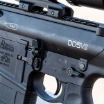 Daniel Defense DD5V2 M-LOK rifle review, controls