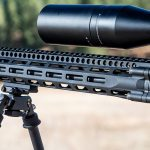 Daniel Defense DD5V2 M-LOK rifle review, scope